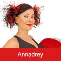 dîner spectacle à paris - Annadrey